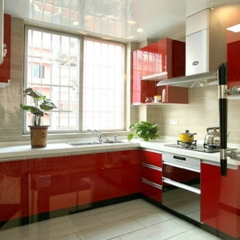 Blog harga pasang kusen aluminium for Jual kitchen set aluminium
