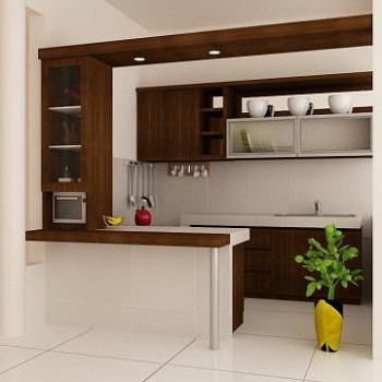 Kitchen Set Kecil Minimalis