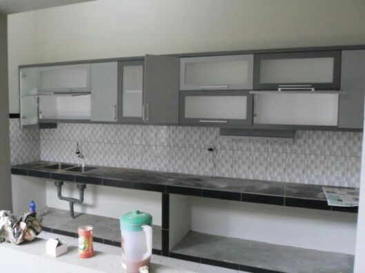 Cek Harga Kitchen Set Minimalis Murah 2017 Harga Pasang Kusen