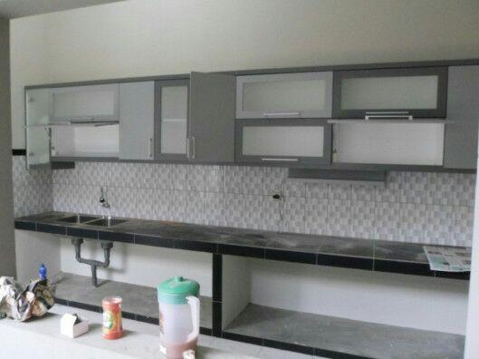 Cek Harga Kitchen Set Minimalis Murah 2017