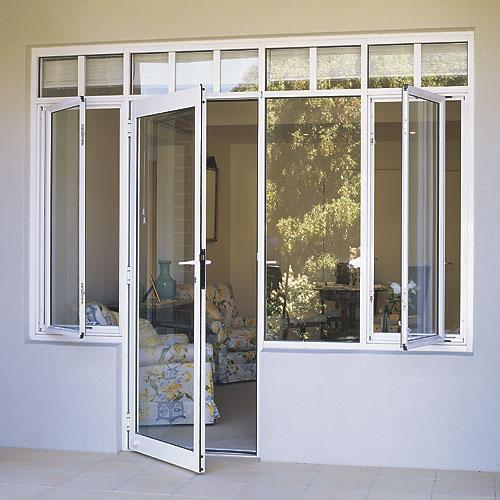 Kusen Pintu Aluminium sebagai Pengganti Kusen Pintu berbahan Kayu