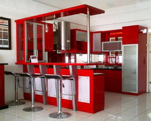 Harga Mini Bar Harga Pasang Kusen Aluminium Pasang Kitchen Set Murah
